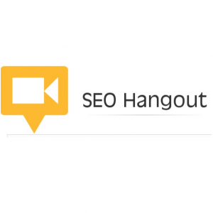 SEO Hangout On Air