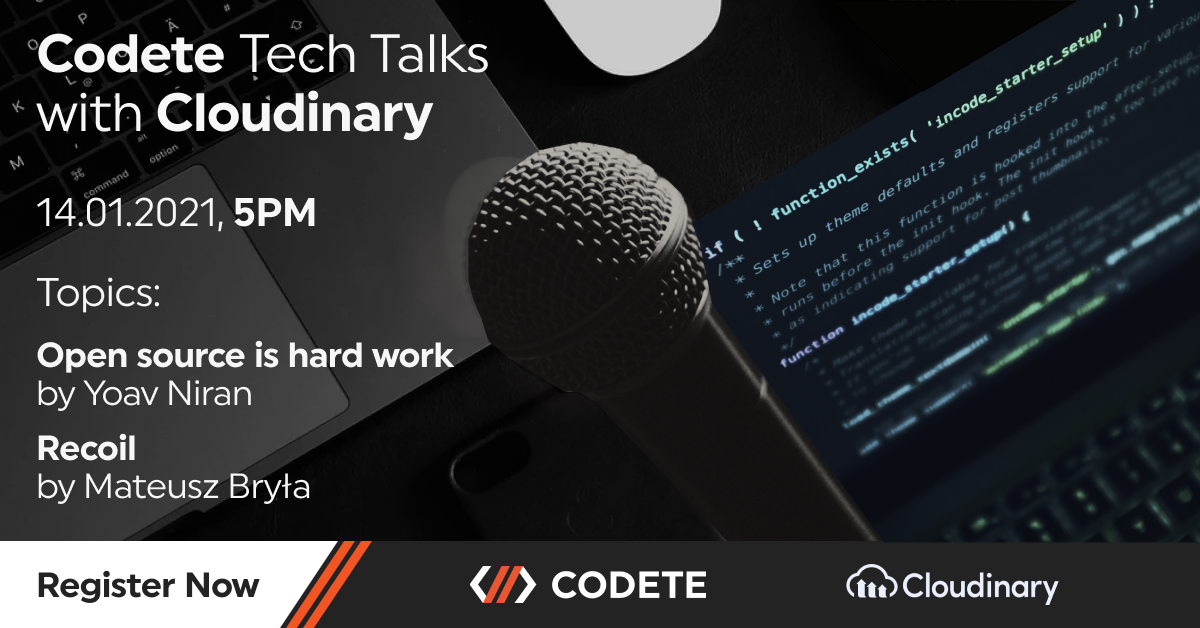 codete-tech-talks-with-cloudinary